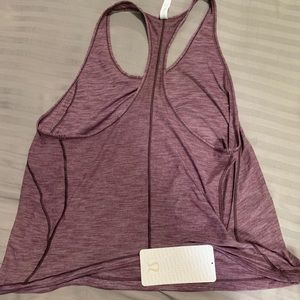 Lululemon tank. Brand new with tags